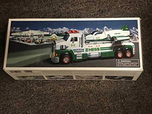 Hess Toy Truck and Space Cruiser with Scout 50 Year ()