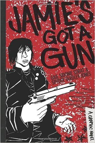 Google-kirjan latausohjelman lataus ilmaiseksi Jamie's Got a Gun: A Graphic Novel MOBI