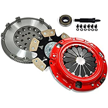 EFT STAGE 4 CLUTCH KIT+FLYWHEEL ECLIPSE GSX TALON TSi LASER RS 4G63 TURBO 7-BOLT