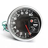 4.7Inch Auto Sport Comp Series 10K Rpm Tachometer Gauges Shift