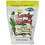 Dandy Blend Instant Grain Coffee Beverage - 2 lb. Bag