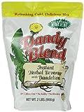 Image of Dandy Blend, Instant Herbal Beverage with Dandelion, 2 lb. Bag