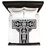 King Duvet Cover Celtic Cross