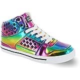 Gotta Flurt Hip Hop HD II Lace Up 3/4 Top High Top Sneaker