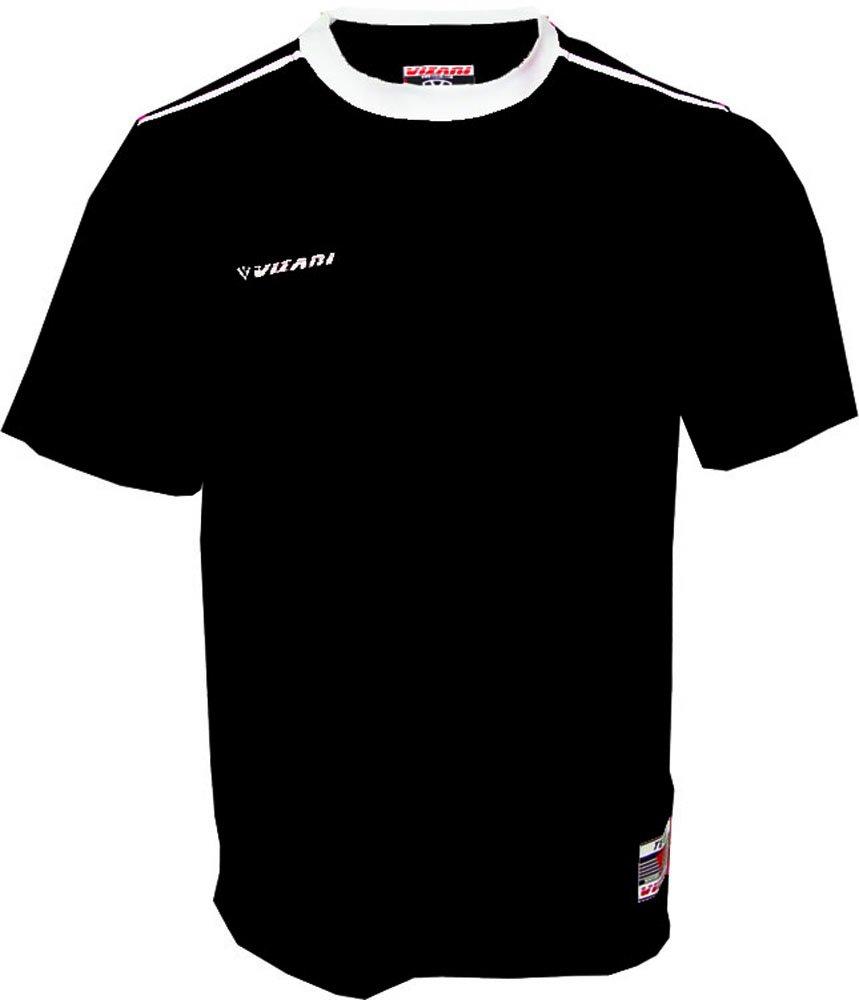 Vizari Velez Jersey B0054N3X8Y Adult Large|ブラック ブラック Adult Large