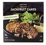 Trader Joe's Vegan Jackfruit Cakes (6 Pack)
