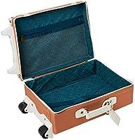 5694b6933 Olli Ella Kid s Sized See-Ya Suitcase - Rust. Loading Images.