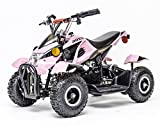 Best Kids ATVs - Rosso Motors Kids ATV Kids Quad 4 Wheeler Review