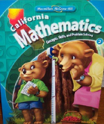 California Mathematics Grade 2 (Volume 2) pdf epub