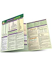 German Grammar: Quickstudy Laminated Reference Guide