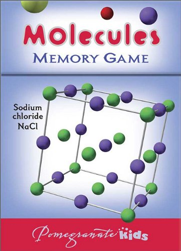 Molecules: Memory Game