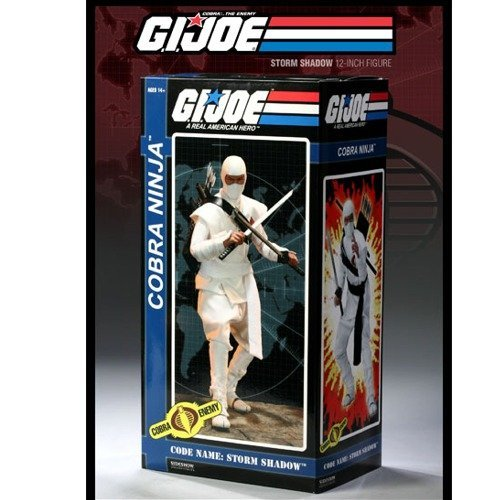 Deluxe Storm Shadow (Sideshow Collectibles Storm Shadow 12 Inch Deluxe Collector Figure)