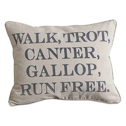 Walk Trot Canter Gallop Linen - Canter La
