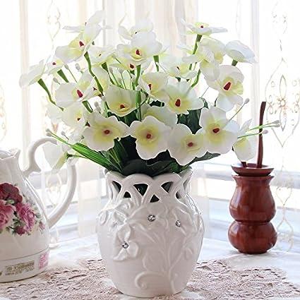 Amazon Xhopos Home Artificial Flowers Living Room Bedroom