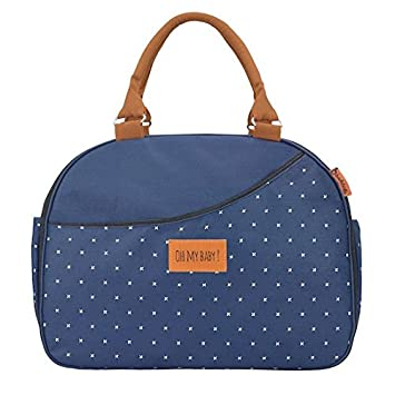 Badabulle Weekend Changing Bag, Dark Blue BABYMOOV UK LTD B043025