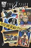 img - for X-Files Conspiracy Crow #1 book / textbook / text book