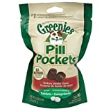 Greenies Canine Pill Pkts Cap Hick Sm 7.9oz