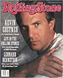 Rolling Stone Magazine # 592 November 29 1990 Kevin Costner (Single Back Issue)