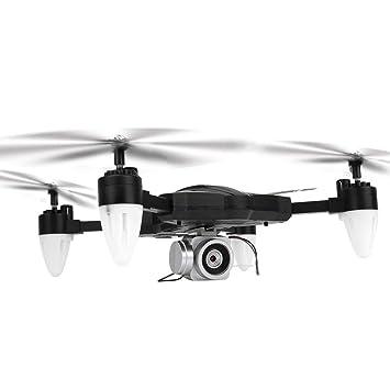 Drone con Luz LED, Drone 2.4G 4CH para Principiantes y Niños, Sin ...