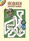 Horses Activity Book (Dover Little Activity Books)