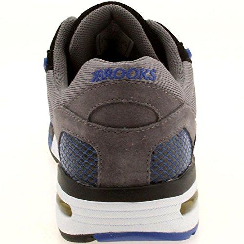 Brooks Fusjonsløpe Sko 110194-1d-040 Størrelse 9.5 D (standard Bredde) Blå / Grå