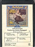 JIMMY SWAGGART: Hallelujah! -18325 8 Track Tape