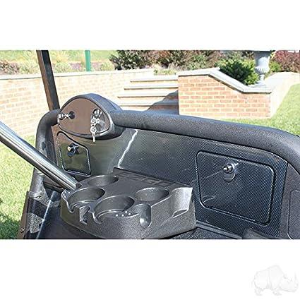 EZGO RXV Golf Cart Custom Dash - Carbon Fiber Ezgo Golf Cart Dash Accessories on jake's golf cart accessories, yamaha golf cart accessories, aftermarket golf cart accessories, ezgo lifted carts, e-z-go golf cart accessories, hunting golf cart accessories, wholesale golf cart accessories, club car ds accessories, club cart dash accessories,