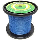 1000m Fishing Line PE Super Braids Braided Line Blue