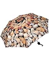 Harold Feinstein Seashell Collapsible Umbrella