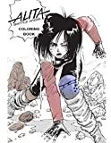 Battle Angel Alita Coloring Book