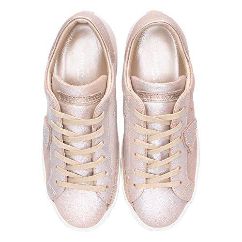 Modello Philippe Damen Clldxm82 Sneakers Gold Leder