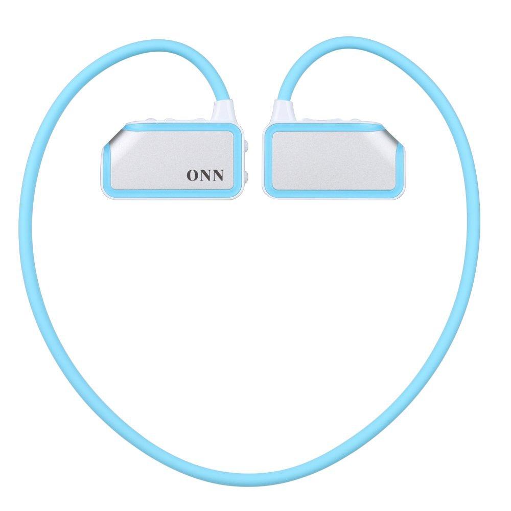 ONN X3 Bluetooth MP3 Headphone sport mp3 player 8GB Micro SD card