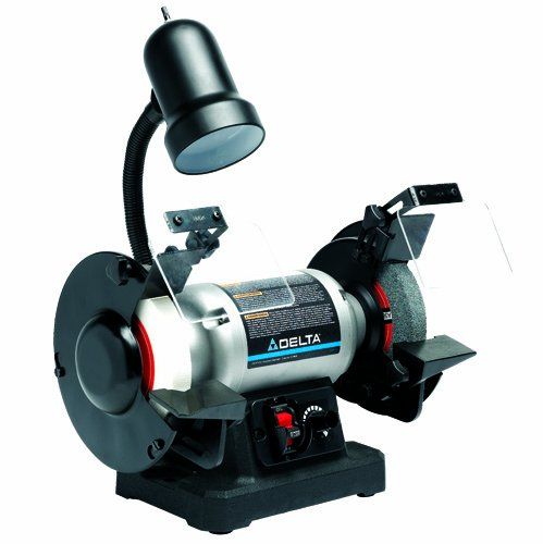 Delta 23-198 6-Inch Variable Speed Grinder with Toolless Quick Change (Variable Bench Grinder compare prices)