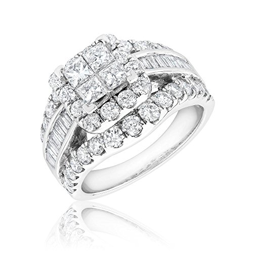 Diamond Ring 3ctw