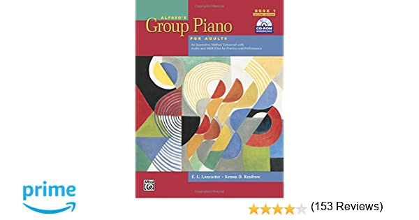 alfred's group piano for adults pdf free