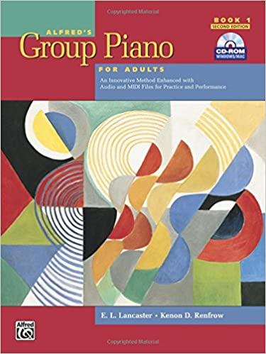alfreds piano Adult book