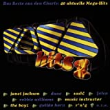 Janet Jackson, Dune, Sash!, Falco, Robbie Williams, Music Instructor, The Boyz, Guildo Horn, R'n'G..
