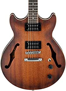 ibanez artcore 6 string semi hollow body electric guitar right tobacco flat. Black Bedroom Furniture Sets. Home Design Ideas