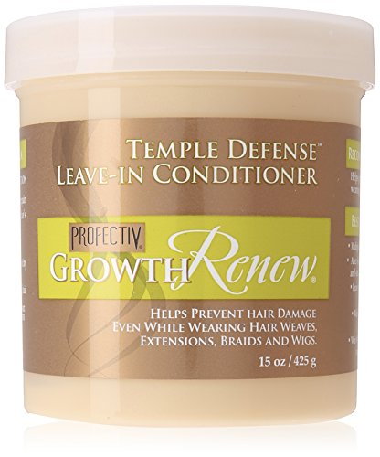 Profectiv Growth Renew Temple Defense Leave In Conditioner, 15 Ounce by Profectiv