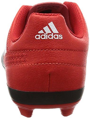 adidas ACE 17.4 FxG J - Botas de fútbolpara niños, Rojo - (ROJO/FTWBLA/NEGBAS), -31