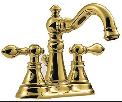 Two Handles Bathroom Faucet