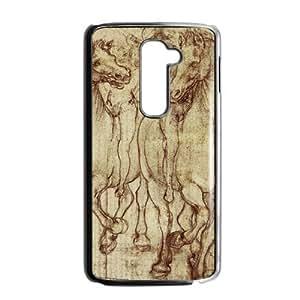 Canting_Good Horse Custom Case Shell Skin for LG G2