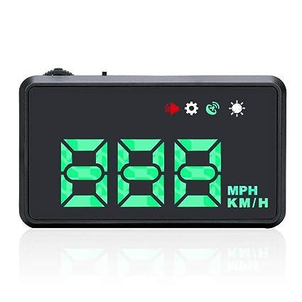 GPS Car HUD Head Up Display, Computadora De A Bordo GPS ...