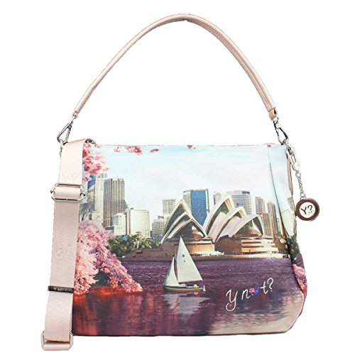 BORSA DONNA Y NOT? SHOULDER BAG SIDNEY DATE INSTANT J-321
