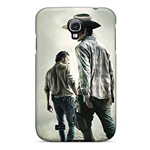 Galaxy S4 Case Slim [ultra Fit] The Walking Dead 2014 Protective Case Cover