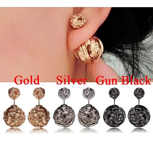 Price comparison product image Ziyier G&E: High Qualiy Fashion Earrings (Style 9)