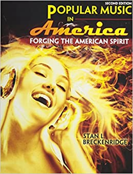 Book Popular Music in America: Forging the American Spirit