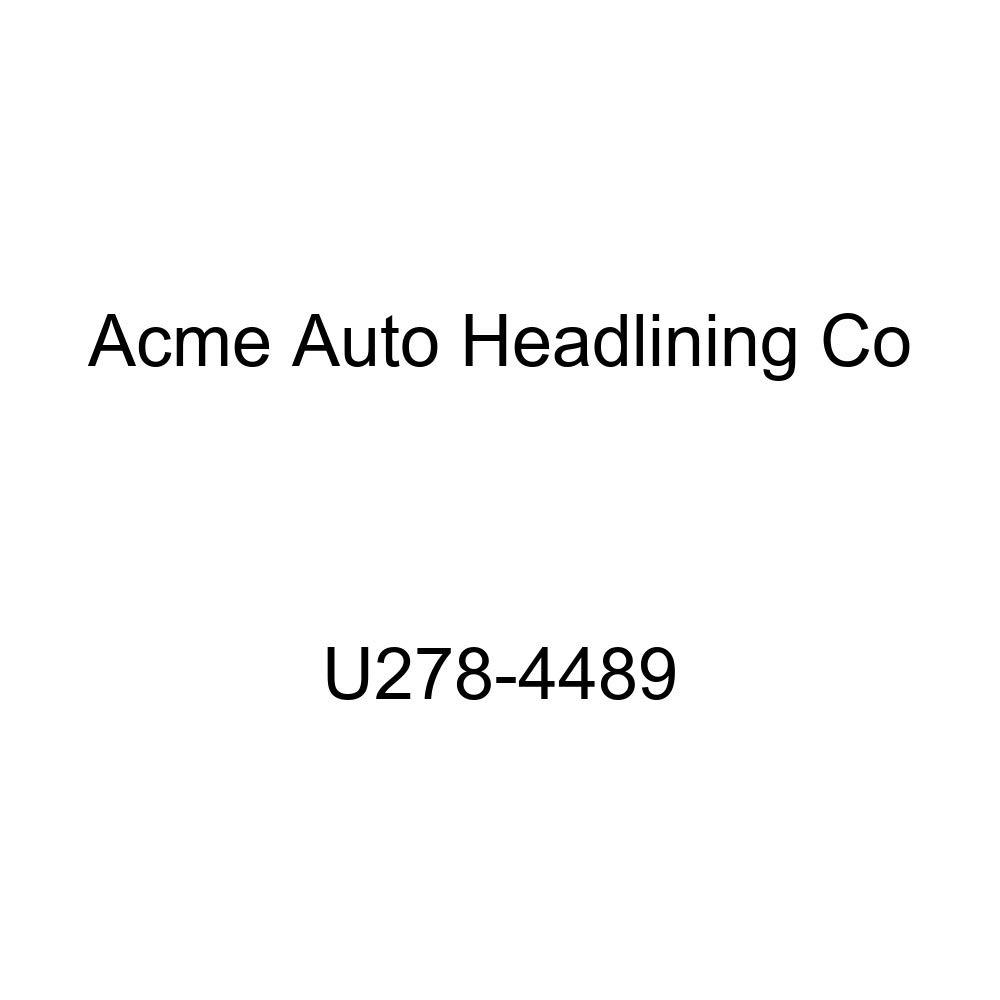 Acme U278-4489 Front Navy Blue Vinyl Bench Seat Upholstery