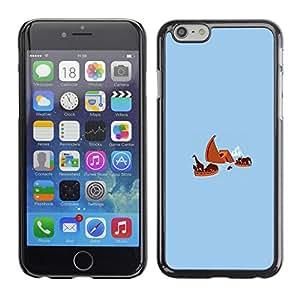 Cubierta protectora del caso de Shell Plástico || Apple Iphone 6 Plus 5.5 || Arca de Noé Titanic divertido @XPTECH