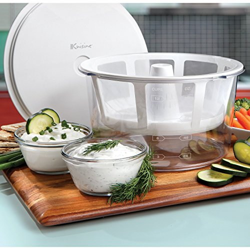 Euro cuisine greek yogurt maker for Cuisine yogurt maker manual